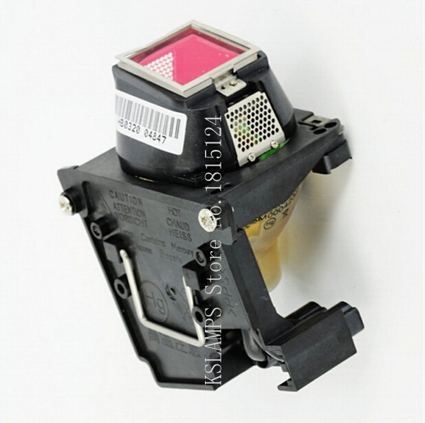 KSLAMPS 310-6472 DELL Projector Original bulb inside Replacement housing for DELL 1100MP rosenberg 6472
