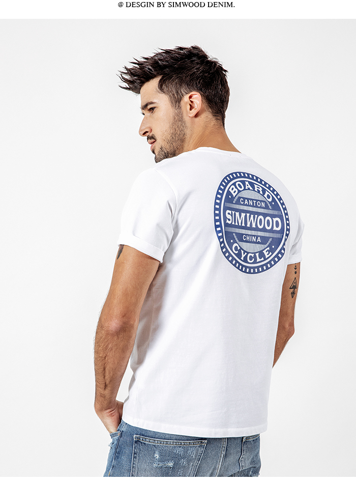 HTB1XUswbdfvK1RjSszhq6AcGFXaU - SIMWOOD Casual T-Shirts Men Letter Printed Fashion Tops Male Slim Fit Plus Size Brand Clothing Summer Camisetas 190074