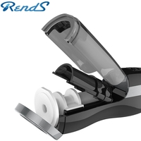 Rends Male Masturbator Automatic Piston Heat Sex Machine Rechargeable Masturbation Cup Pussy 3D Real Vagina Sex Toys For Men
