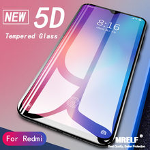 5D Tempered Glass for Xiaomi Redmi Note 7 6 Pro 5 4X Screen Protector on Glass for Xiaomi Redmi Note 6 7 Pro 5 Plus 4X 6A Glass(China)