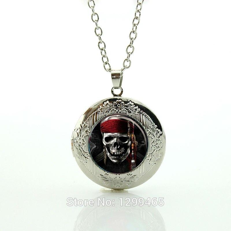 Pirates of the Caribbean Pendant Artwork Jewelry Jack Sparros