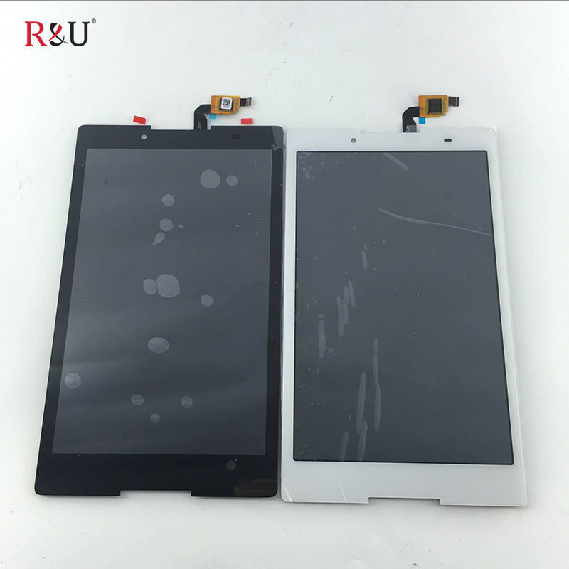 8 inch Touch Screen glass LCD Display panel digitizer assembly for Lenovo Tab 3 TAB3 8.0 850 850F 850M TB3-850M TB-850M Tab3-850 new 10 1 inch case for lenovo yoga 10 b8080 b8080 f b8080 h full lcd display touch screen panel digitizer assembly with frame