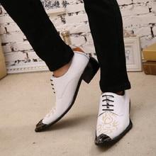 цены Black Italian Mens Loafers genuine Leather Metallic Toe Mens Glitter Shoes Gold Floral Print Men Wedding dress Shoes Men Luxury