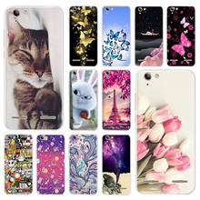 For Lenovo Vibe K5 Plus Case Cover Soft TPU Phone Case For Lenovo K5 Funda Case For Lenovo K5 Plus A6020 A6020a46 A6020a40 Cover(China)