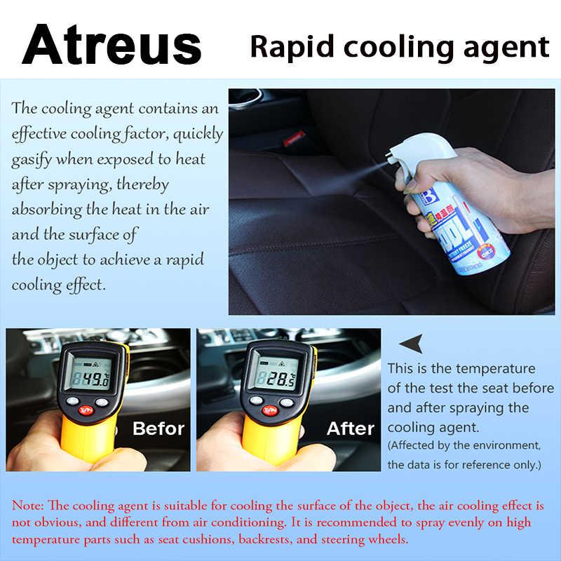 Atreus 1 zestaw samochodów szybkie chłodzenie Spray środek bezpiecznej jazdy narzędzie dla Lexus Honda Civic Opel astra h j g mazda 3 6 Kia Rio Ceed Volvo