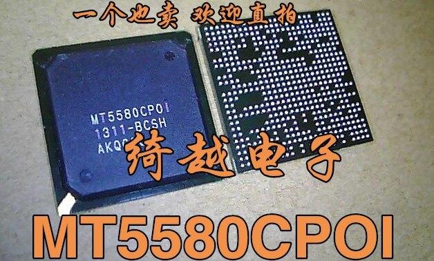 1pcs/lot MT5580CPOI MT5580CPOI-BCSH MT5580CP0I MT5580CPOI/BCSH BGA1pcs/lot MT5580CPOI MT5580CPOI-BCSH MT5580CP0I MT5580CPOI/BCSH BGA