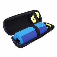 Compact Size EVA Portable Speaker Protective Pouch Bag Case Outdoor Travel Carry Pouch Suitable For Megaboom