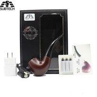 original Mini E pipe 628 Electronic cigarette fit 510 Thread atomizer E Cigarette vape Kit Tobacco pipe vapor vaporizer