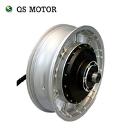 QS Motor 17 4 5inch 273 3000W Electric Motorcycle Kit E Motorcycle Kit Electric Motorcycle Conversion