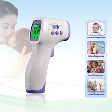 Big sale Digital Thermometer Baby Adult Non Contact Infrared Thermometer Body Temperature Care Measure Tools Fever Reminder LCD Display