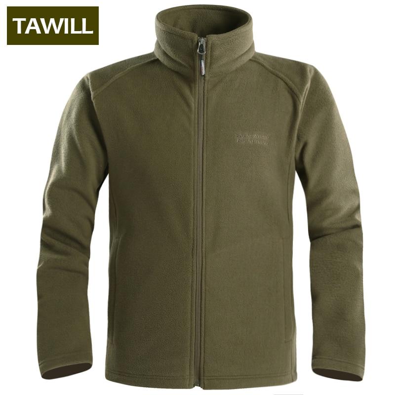 9beaae70b2ea TAWILL Brand jacket Men 2016 New Arrival SoftShell Fleece Warm ...