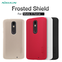 For Motorola MOTO X Force Case 5 4 Droid Turbo 2 XT1580 XT1581 XT1585 Case NILLKIN