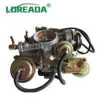Loreada карбюратор арматура карбюратора карбюратор в сборе для Nissan Pulsar N10 Солнечный B310 Vanette C22 A15 16010 G5211 16010G5211 36844 карби