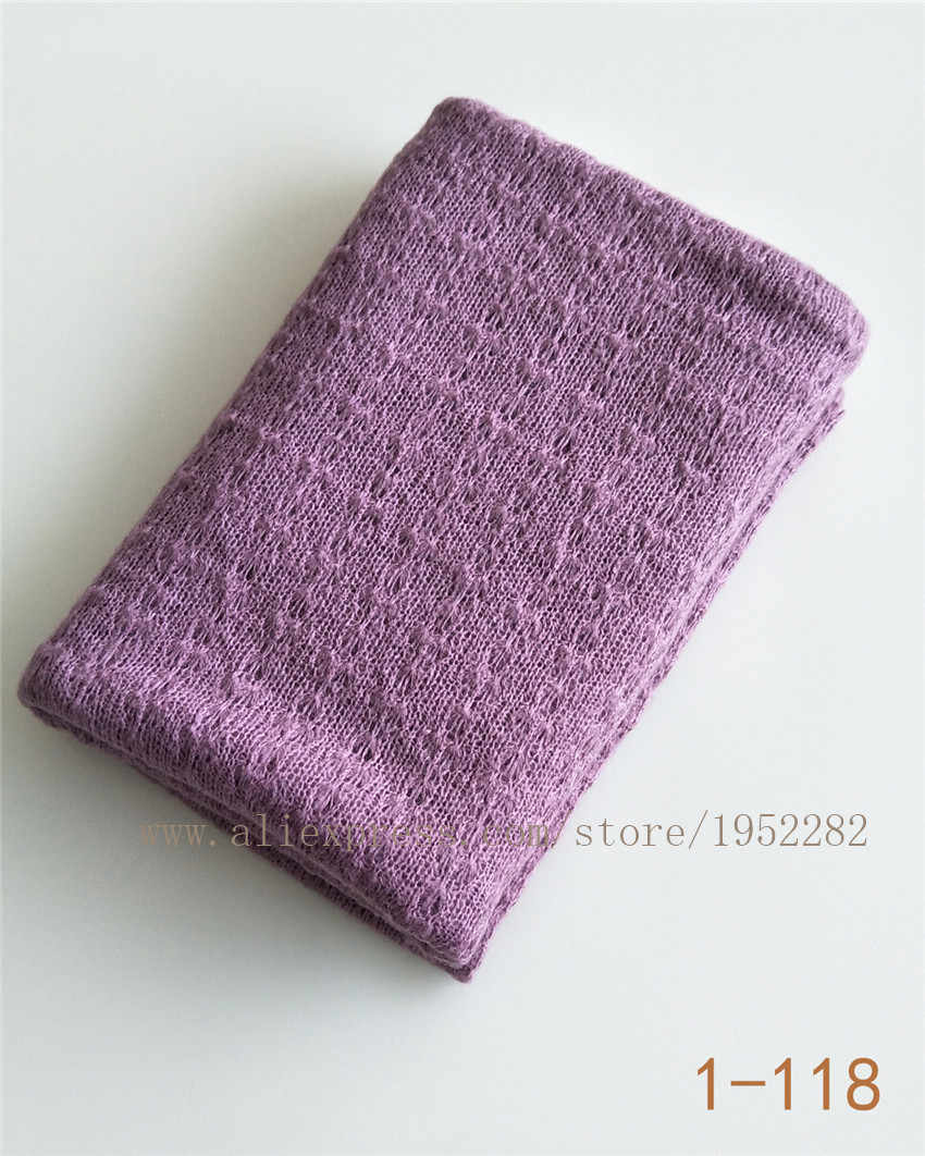 150*180CM Baby Posing Mohair Wraps Blankets Paddy Newborn Photography Props Filler Bebe fotos de bebe Poses fotografia Session