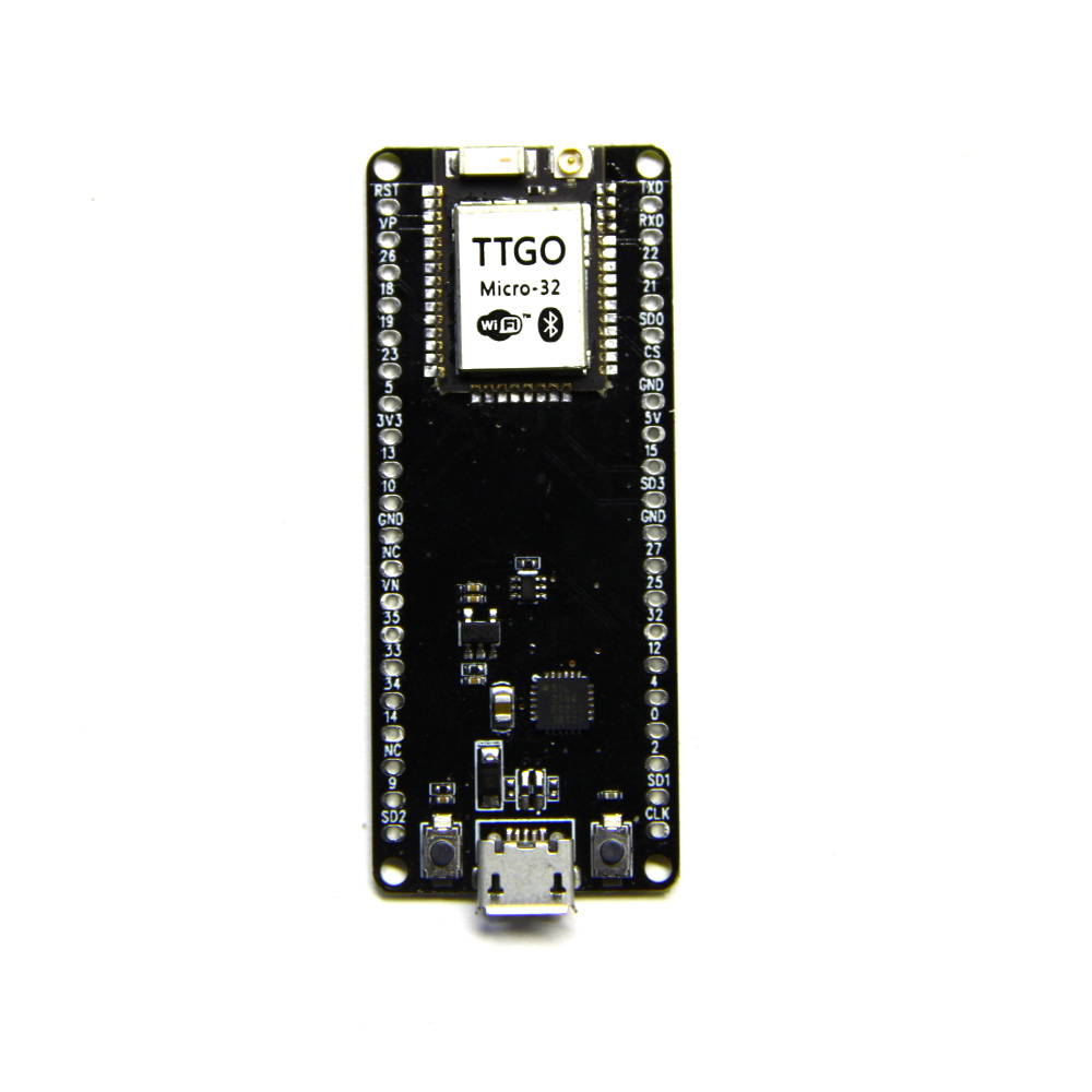 TTGO ESP32-Micro ESP-32-PICO WIFI wireless Module Bluetooth ESP32