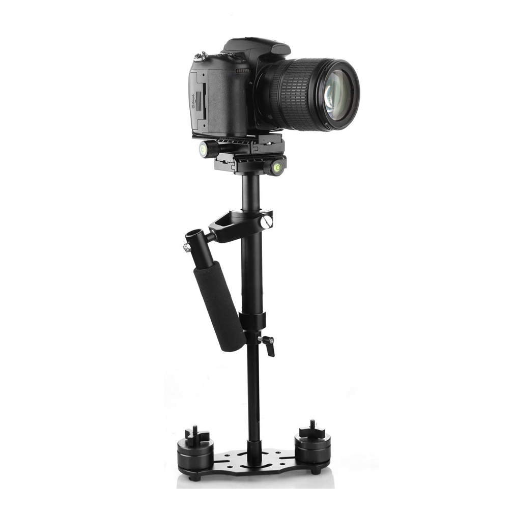 DSLR gopro VIDEO digital camera Aluminum alloy LAING S60 60cm mini Professional Handheld Stabilizer wendingqi