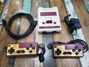 Image 5 - 8Bit Retro 4K HD HDMI ve AV çıkışı el oyunları aile TV Mini Video oyunu konsolu dahili 600 klasik oyunları NES