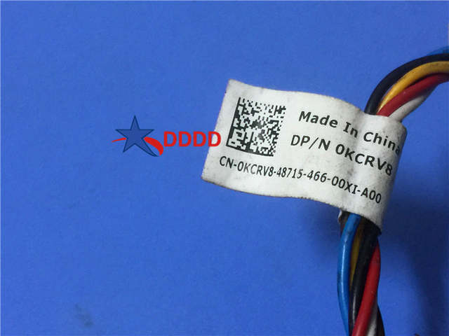 US $14 99 |Original FOR DELL OptiPlex 9010 9020 7010 7020 MT Power Button  Cabel 30WGC 030WGC 030WGC fully tested -in Computer Cables & Connectors  from