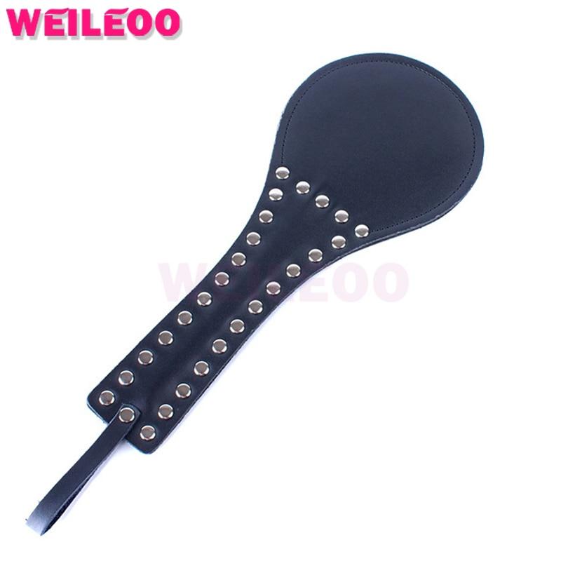 tennis whip flogger spanking paddle chicote adult font b sex b font font b toys b