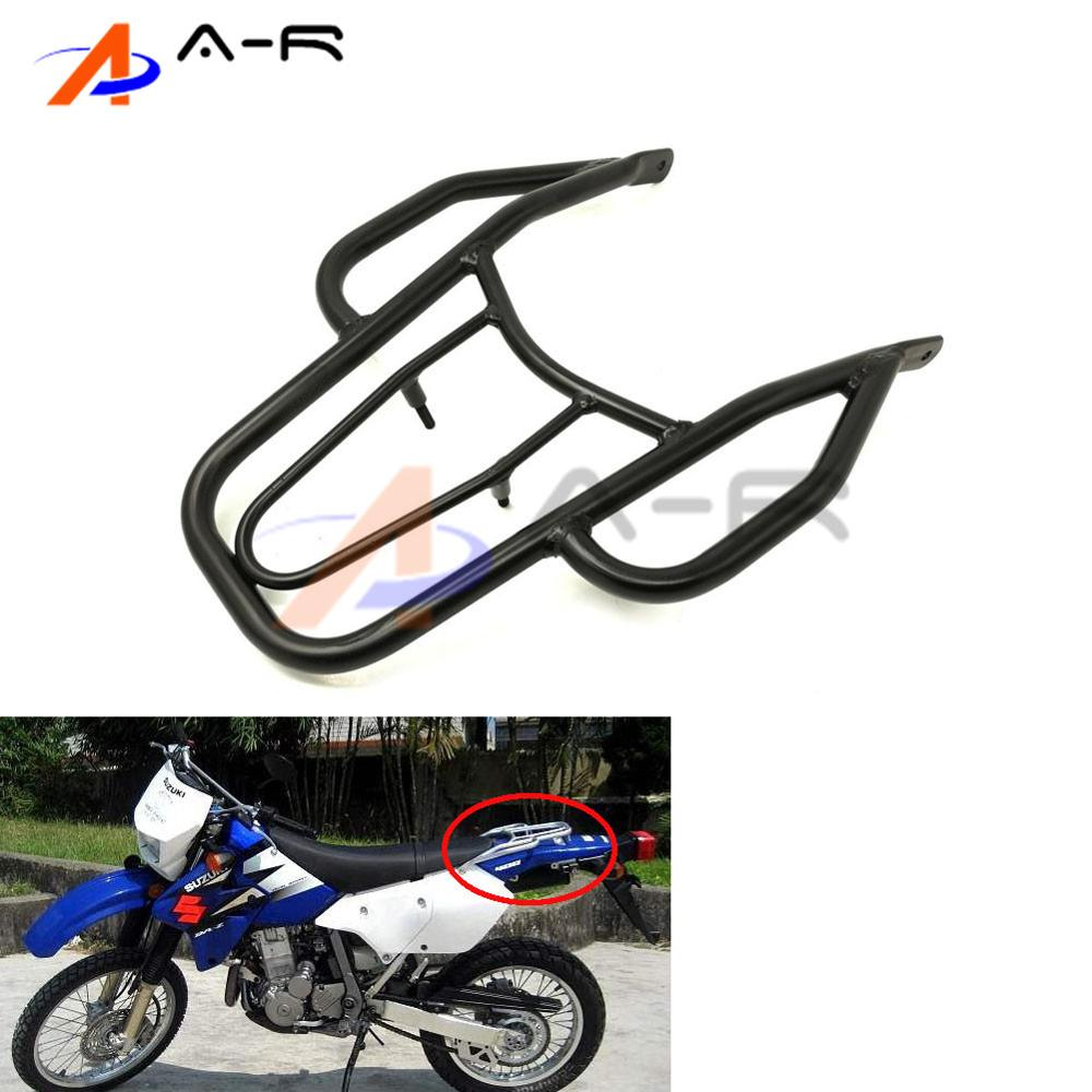 Rear Detachable Luggage Rack Support Holder Saddlebag Cargo Shelf Bracket for Suzuki DRZ400 DR-Z 400