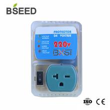 BSEED Home Appliance Surge Protector Voltage Brownout Plug Outlet Wall Socket Plate Panel