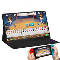 15,6 Inch LCD Monitor Tragbare Ultradünne 1080P IPS HD USB Typ C Dispaly für laptop handy XBOX Schalter und PS4 Gaming Monitor