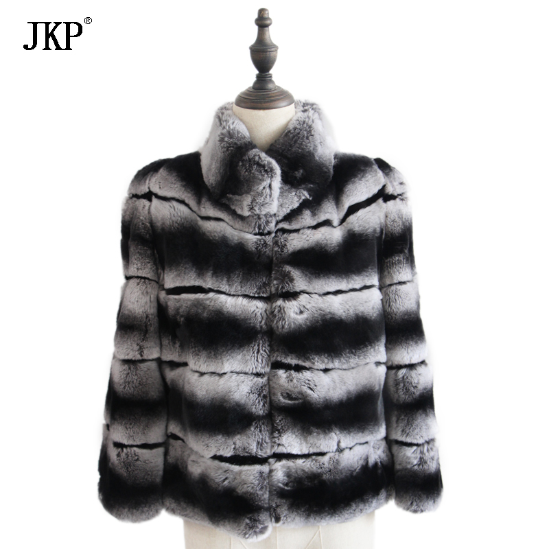 2017 Winter Girl Fur Coat Children's Natural Rex Rabbit Fur Jacket Warm Boys Kids fashion Jacket new winter girls boys hooded cotton jacket kids thick warm coat rex rabbit hair super large raccoon fur collar jacket 17n1120