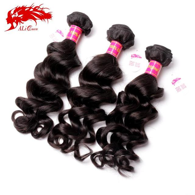 Ali queen hair products brazilian hair weave bundles natural wavy ali queen hair products brazilian hair weave bundles natural wavymore wave virgin hair 3pcs pmusecretfo Gallery