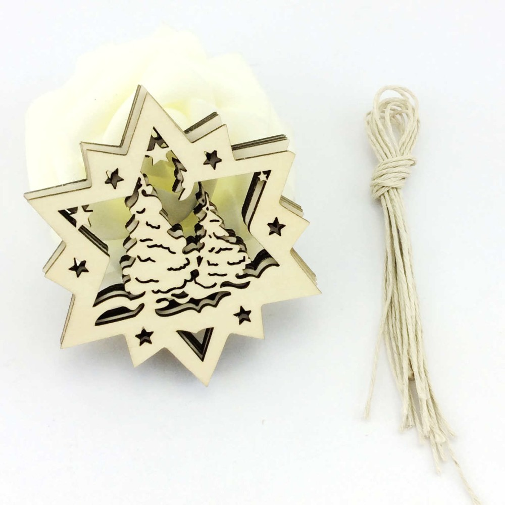 free shipping cheap and high quality wood christmas ...
