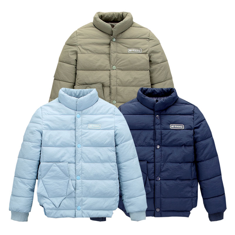 New 2017 autumn winter children boys jacket Fashion breasted cotton padded warm coats for outfit 2-7 years little boy kids children winter coats jacket baby boys warm outerwear thickening outdoors kids snow proof coat parkas cotton padded clothes