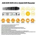 1080P 4MP 5MP 5in1 CVBS 4CH CVI TVI AHD CCTV NVR Gravador DVR suporte de Detecção De Movimento e Registro 5 modo - 6