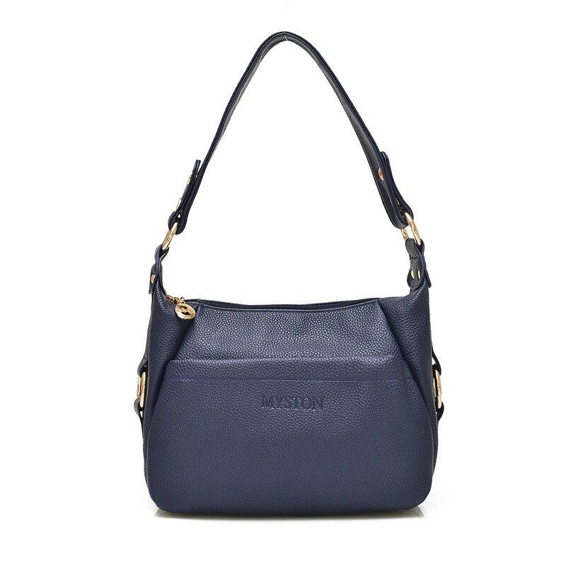 Women's Genuine Leather Totes Shoulder Bags High Quality Female Messenger Bags Crossbody Ladies Handbags Travel Bolsas Femininas
