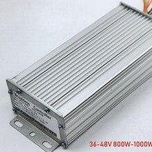 15 Mosfets 36 V/48 V 800W 1000W 35A двойной датчик режима/датчик меньше BLDC Электрический велосипед/контроллер скутера