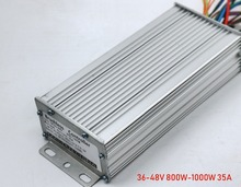 15 mosfets 36 В/48 в 800 Вт 1000 Вт 35A двойной режим датчик/датчик без датчика BLDC Электрический велосипед/фототехнические характеристики
