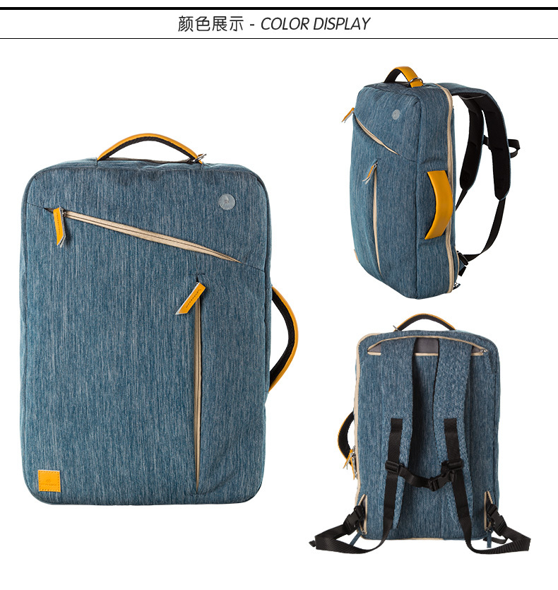 GEARMAX Business laptop backpack apply to 15.4inch laptop,Fasion High quality Oxford laptop backpack for 15inch laptop