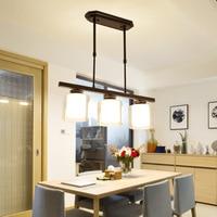 Prostota w stylu nordyckim nowoczesna restauracja Jane trzy klosze LED jadalnia żyrandol oświetlenie sypialni lampa studyjna stolik barowy jadalnia lampy pokojowe w Oświetlenie sufitowe od Lampy i oświetlenie na