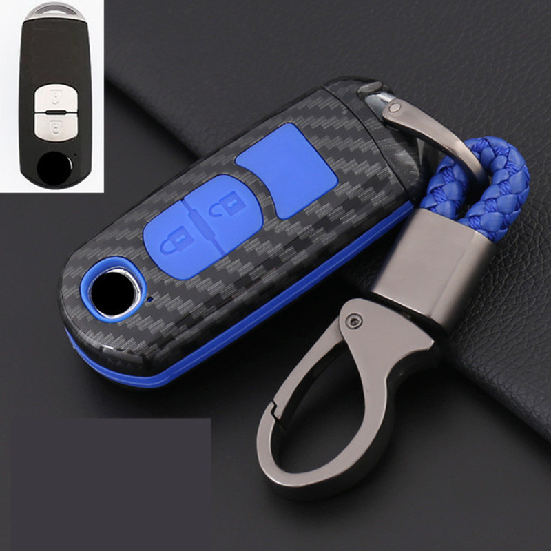 Carbon-Fiber-Shell-Car-Remote-Key-Case-Cover-For-Mazda-2-3-6-Axela-Atenza-CX.jpg_640x640 (2)