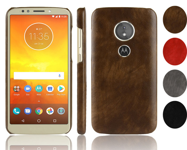 low priced a8dc3 61d25 US $4.79 |for Motorola Moto E5 Case LTE Moto G6 Play NA XT1922 9 Moto G  Play Gen 6 G6 Play XT1922 2 XT1944 3 MotoE Gen5 Phone PC+PU Cover-in Fitted  ...