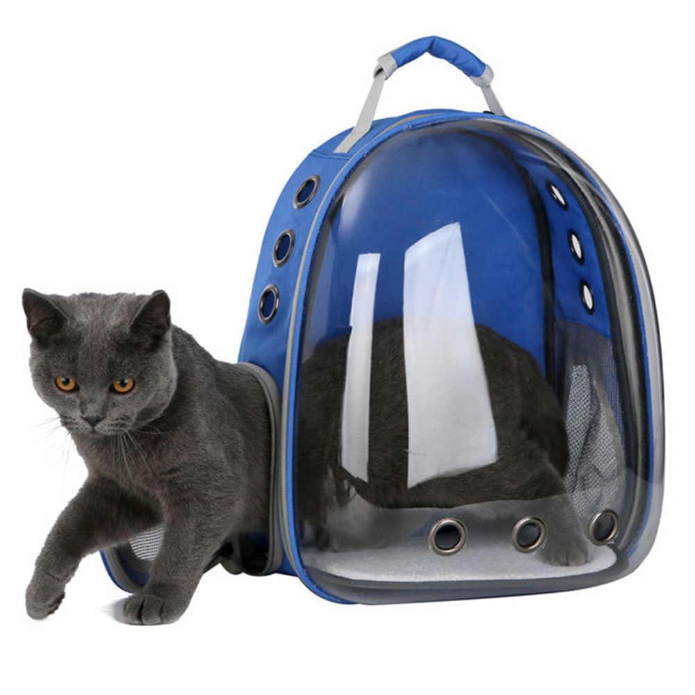 Высококачественная прозрачная сумка для переноски собак, сумка для переноски собак, переносная сумка для домашних животных, собак, кошек, путешествий, рюкзак для переноски домашних животных, космическая капсула