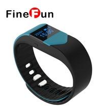 Finefun M3S умный Браслет фитнес Водонепроницаемый Спортивные Bluetooth браслет с монитор сердечного ритма шагомер для IOS Andriod