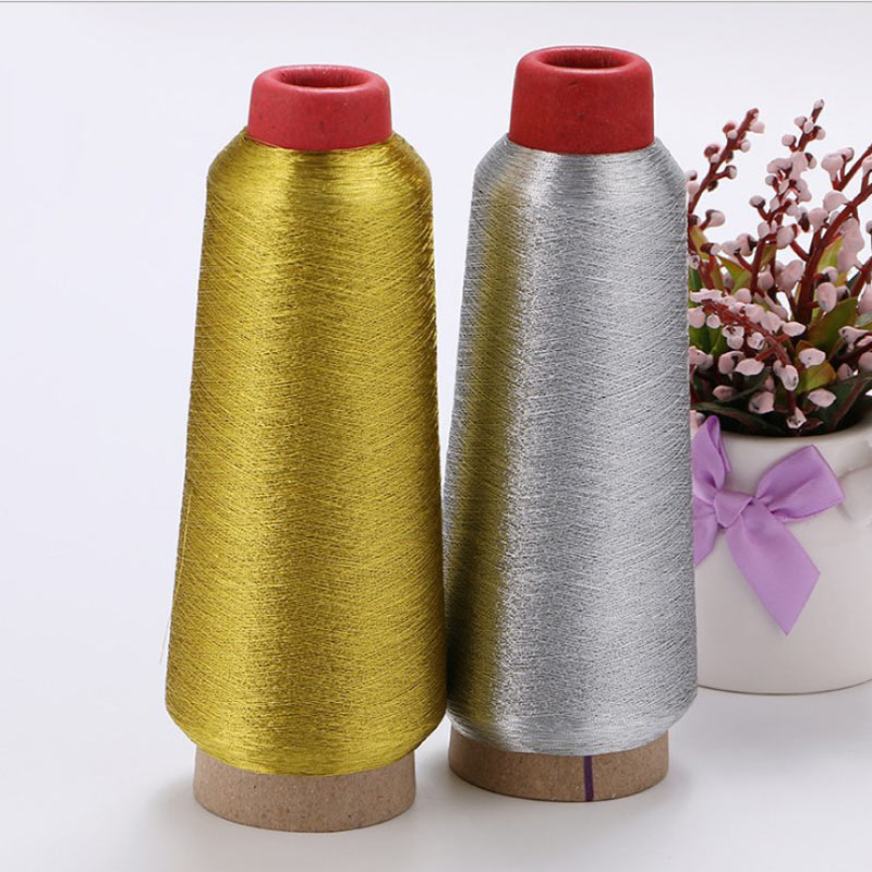 Cross-stitch Gold And Silver Thread / Computer Embroidery Sewing Thread / Hand Stitching / Sewing Thread / Embroidery Manual DIY