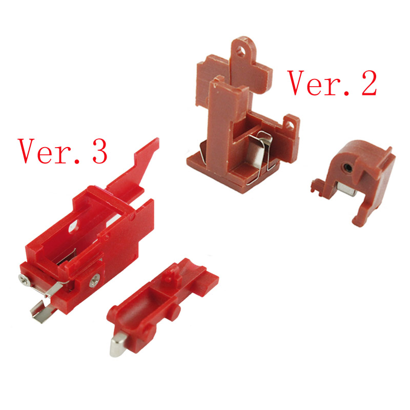 High Quality SHS Heat Resistance Switch for Airsoft Ver.2/Ver.3 AEG Gearbox Hunting Accessories original and epi 1711vna ver a3 1 cpu high quality