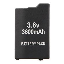 Replacement Slim Extended Battery Set Black And White Door Covers For Sony Psp 2000 3000 Durable Battery Door Cover