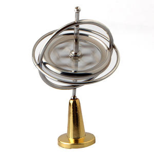 Toy Gyro Finger-Gyroscope Scientific Metal Creative Educational Kids for Traditional-Learning-Toy
