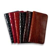 Genuine Leather Flip Phone Case For Huawei P9 P10 P20 case Crocodile Texture Dual Bags For Mate 10 Lite P Smart Plus Purse bag