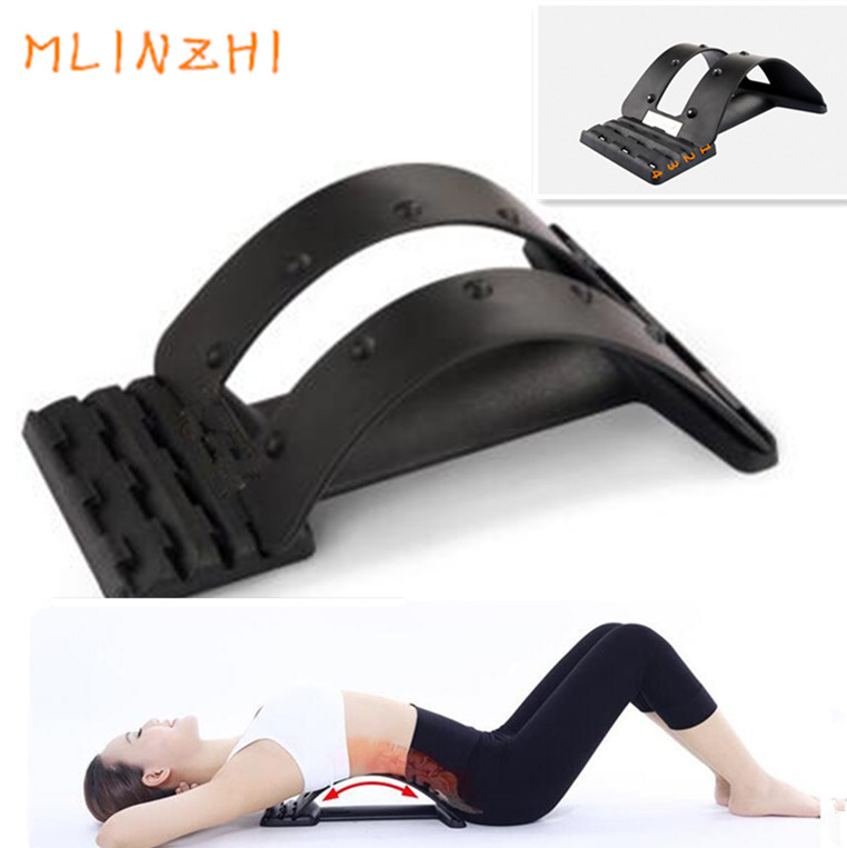 Massage Cervical traction Pain Relief Accupressure Stretcher Fitness Equipment Stretch Relax back message soft laser healthy natural product pain relief system home lasers