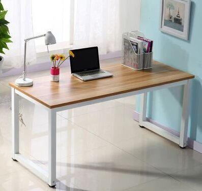 Ikea Computer Desk Desk Simple Wood Desk Stylish Simplicity Double