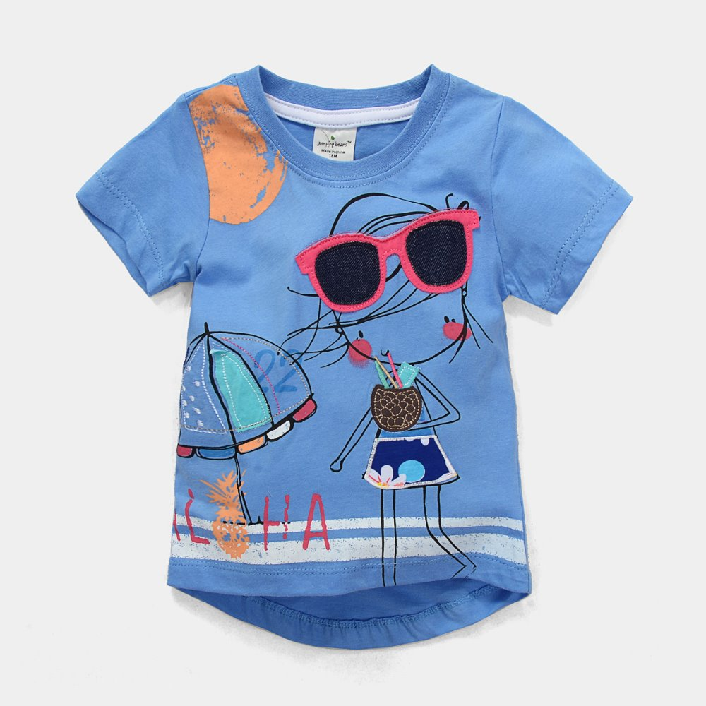 b94fc0fac 72pcs Girls T Shirts Kids Clothes Jumping Beans Fashion Zebra Children T  Shirt Baby Boys Outfits 100% Cotton Kids Tops Jumper-in Tees from Mother &  Kids on ...
