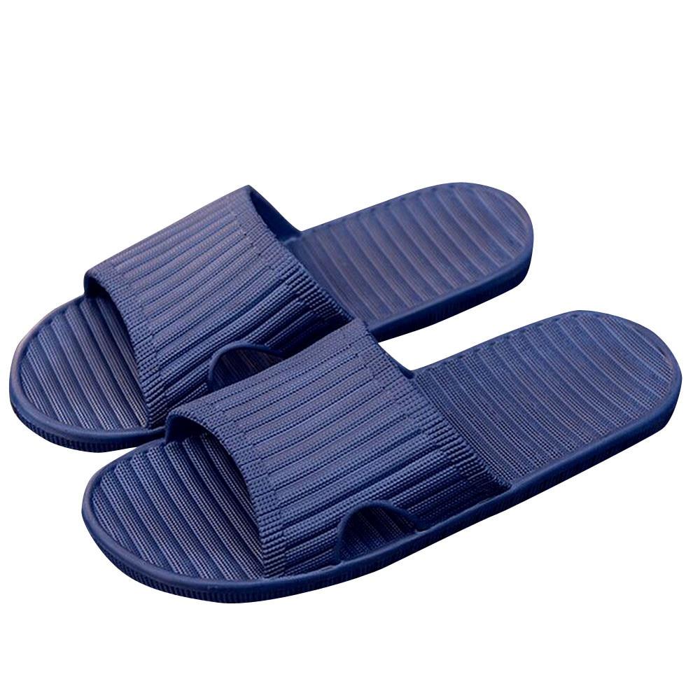 New Men's Slippers Women Message Devil Men Shoes Eyes Flip Flops Cartoon Male Sandals Two Different Soles Summer Couples Man