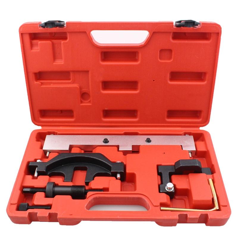 Petrol Engine Twin Camshaft Locking Tool Kit For BMW 1 6 N40 N45 N45T
